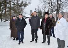 Унинский район посетил главный федеральный инспектор по Кировской области