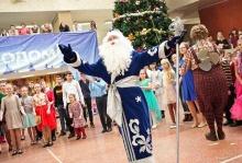 Состоялась новогодняя елка Губернатора Кировской области для одаренных школьников