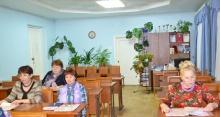 В территориальной избирательной комиссии прошла встреча с руководителями районных отделений  политических партий