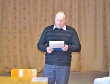 Доклад о работе за 2017 год  главы Малополомского сельского поселения