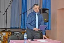 Доклад о работе за 2017 год  главы Елганского сельского поселения