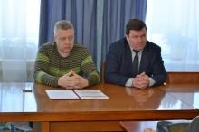 Очередное заседание совета хозяйственных руководителей и предпринимателей при главе Унинского района