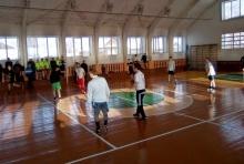 С районных соревнований по мини-футболу