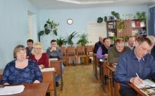 Главы поселений Унинского района обсудили рабочие вопросы