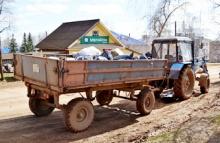 С 9 мая возобновляется вывоз мусора от жителей поселка Уни