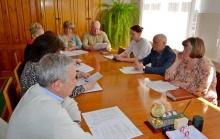 С заседания межведомственной комиссии по противодействию коррупции
