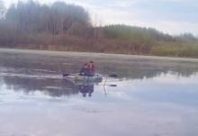 Очередная серия рейдов по выявлению и пресечению правил рыболовства