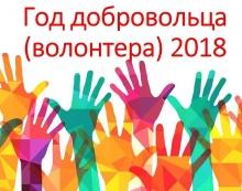 В районе реализуются мероприятия в рамках Года добровольца (волонтера)