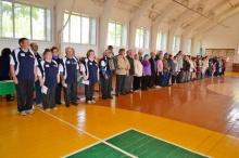 Районный спортивный фестиваль «Надежда» и «Улыбка»