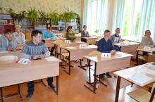 Череда выпускных экзаменов продолжается