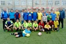 Юные футболисты приняли участие в туринире по мини-футболу…