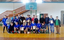 Межрайонные соревнования по мини-футболу, посвященные Дню России