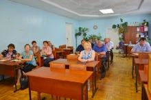 Состоялось рабочее совещание с главами и специалистами поселений