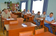 Депутаты провели заседание Унинской районной Думы
