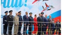 В День знаний Михаил Бабич принял участие в открытии нового Чувашского кадетского корпуса ПФО
