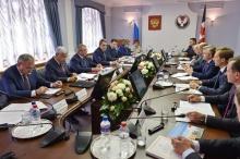 Владимир Быков принял участие в заседании Ассоциации законодателей Приволжья в Ижевске