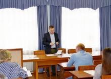 Очередное совещание для глав и специалистов  администраций поселений прошло в День муниципальной службы