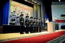 Кировского поисковика наградили на окружном слете «Никто не забыт»