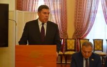 Владимир Климов принял участие в первом пленарном заседании Общественной палаты Кировской области четвертого созыва