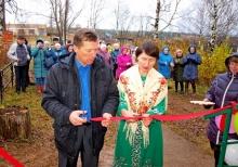 В Канахинцах открыли обновленный Дом культуры