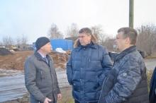 Владимир Климов осмотрел новую школу  в Зуевке