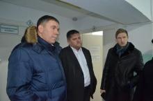 Владимир Климов проверил, как начался отопительный сезон в Мурашинском районе