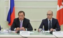 Игорь Комаров  посетил  Удмуртскую Республику