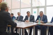 Владимир Климов провел личный прием граждан в Кирово-Чепецке