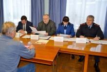 Состоялся прием граждан Уполномоченным по правам человека А.Г.Пановым