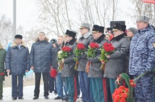 В Кировской области, в канун празднования Дня Героев Отечества, торжественно открыт памятник Герою Российской Федерации Валерию Асапову
