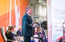Международный форум «Оренбуржье – сердце Евразии» собрал более 3 тысяч участников