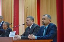 Владимир Климов открыл очный этап правого диктанта у студентов-юристов