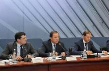 Состоялось заседание координационного совета  по развитию промышленности