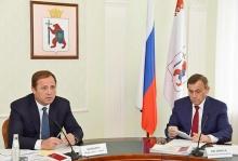 Игорь Комаров в Марий Эл провел совещание  по исполнению Указа Президента РФ