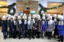 На Кремлевскую елку отправились 52 кировских школьника