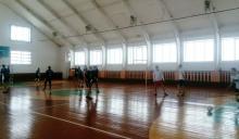Межрайонные соревнования по мини-футболу среди работающей молодежи