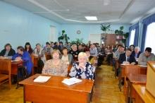 С совещания с муниципальными служащими