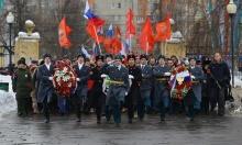 В ПФО прошли торжественные мероприятия, посвященные 30-й годовщине вывода советских войск из Афганистана
