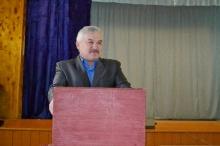 Отчет о работе за 2018 год  главы Сардыкского сельского поселения