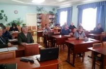 Состоялось   очередное  заседание районной Думы
