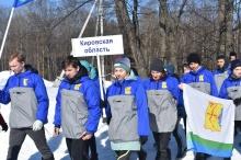 Кировчане принимают участие в Первенстве России по спортивному туризму на лыжных дистанциях