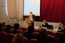 Глава района А.В. Шаклеин принял участие  в трехдневном семинаре руководителей муниципальных образований