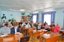 Состоялся семинар с ветеранским активом  с участием глав сельских поселений