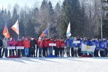 Кировчане вошли в 10-ку лидеров Первенства ПФО  по спортивному туризму на лыжных дистанциях