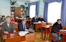 На очередном заседании Думы  депутаты обсудили итоги работы здравоохранения района