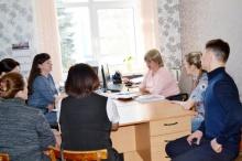 29 марта состоялось очередное заседание  территориальной избирательной комиссии