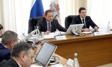 Игорь Комаров в Нижнем Новгороде провел совещание по реализации «майского» Указа Президента