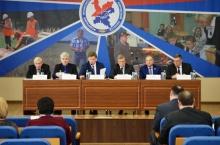 Состоялось заседание IX Совета Федерации профсоюзных организаций Кировской области