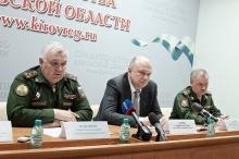Вице-губернатор Андрей Плитко рассказал об изменениях законодательства о воинской обязанности и военной службе
