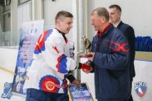 Хоккейная команда Кировской области заняла 2 место на Кубке полномочного представителя Президента РФ в ПФО